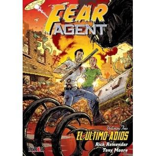FEAR AGENT 03: EL ULTIMO ADIOS