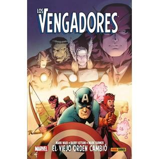 LOS VENGADORES: EL VIEJO ORDEN CAMBIO