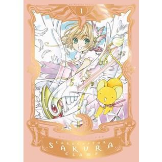 CARD CAPTOR SAKURA EDICION DELUXE 01
