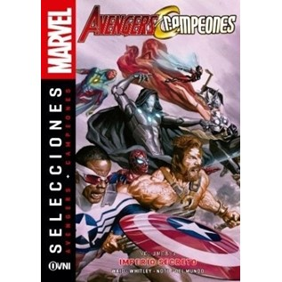 AVENGERS + CAMPEONES 03: IMPERIO SECRETO