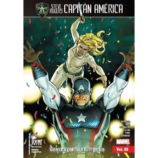 CAPITAN AMERICA Vol. 03: CONSTRUYENDO UN IMPERIO