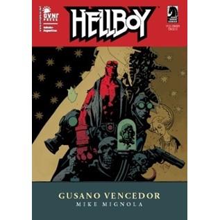 HELLBOY: GUSANO VENCEDOR