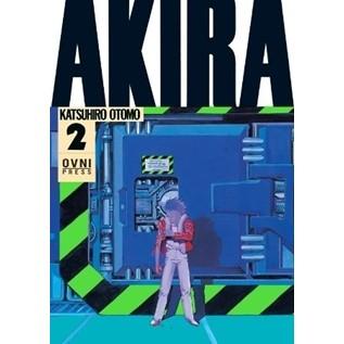 AKIRA 02 (EDICION CON SOBRECUBIERTA)