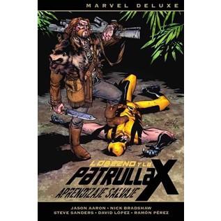 LOBEZNO Y LA PATRULLA-X 3. APRENDIZAJE SALVAJE