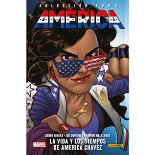 AMERICA 1: LA VIDA Y LOS TIEMPOS DE AMERICA CHAVEZ