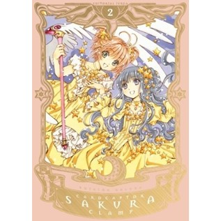 CARD CAPTOR SAKURA EDICION DELUXE 02