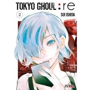 TOKYO GHOUL: RE 02
