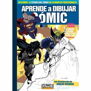 APRENDE A DIBUJAR COMIC 02