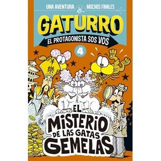 GATURRO. EL MISTERIO DE LAS GATAS GEMELA