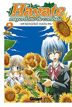 HAYATE, MAYORDOMO DE COMBATE 02 (COMIC)