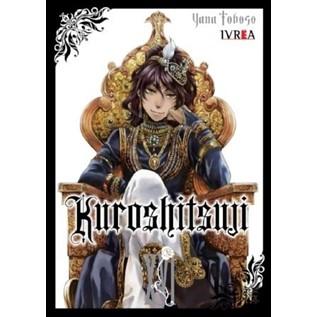 KUROSHITSUJI 16