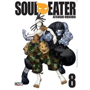 SOUL EATER 08