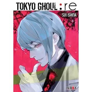 TOKYO GHOUL: RE 04