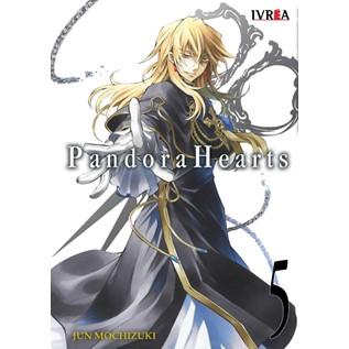 PANDORA HEARTS 05