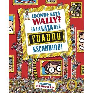 DONDE ESTA WALLY? A LA CAZA DEL CUADRO ESCONDIDO