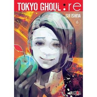 TOKYO GHOUL: RE 06