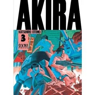 AKIRA 03 (EDICION CON SOBRECUBIERTA)