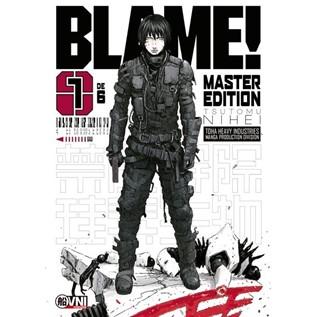 BLAME MASTER EDICION 01