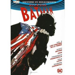 ALL STAR BATMAN VOL. 02: LOS CONFINES DE LA TIERRA