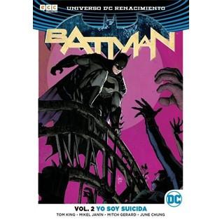 BATMAN VOL. 02: YO SOY SUICIDA
