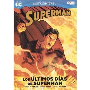 SUPERMAN: LOS ULTIMOS DIAS DE SUPERMAN