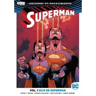 SUPERMAN VOL. 01: HIJO DE SUPERMAN
