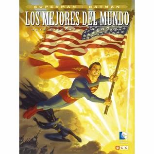 SUPERMAN BATMAN LOS MEJORES DEL MUNDO