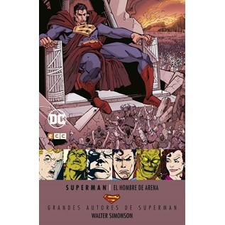 SUPERMAN WALTER SIMONSON EL HOMBRE DE ARENA