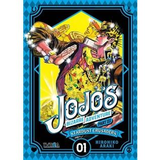 JOJOS B.A. PART 3: STARDUST CRUSADERS 01
