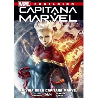 MARVEL EXCELSIOR 23: LA VIDA DE CAPITANA MARVEL