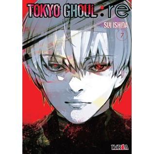 TOKYO GHOUL: RE 07