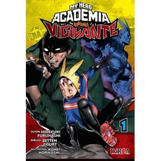 VIGILANTE: MY HERO ACADEMIA ILLEGALS 01