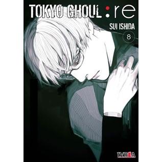 TOKYO GHOUL: RE 08