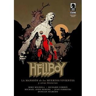 HELLBOY: LA MANSION DE LOS MUERTOS VIVIENTES Y OTRAS HISTORIAS