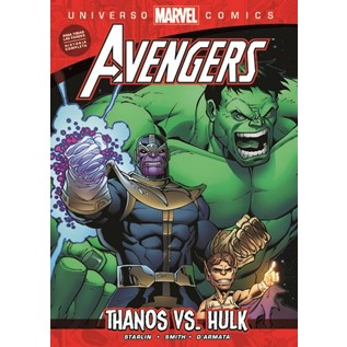 UNIVERSO MARVEL 04: THANOS VS HULK