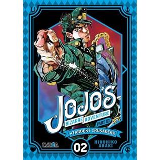JOJOS B.A. PART 3: STARDUST CRUSADERS 02