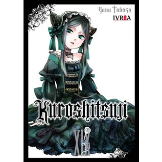 KUROSHITSUJI 19