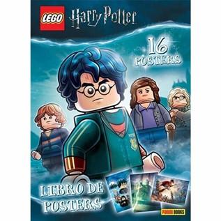 LEGO HARRY POTTER: LIBRO DE POSTERS