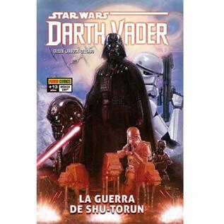 STAR WARS DARTH VADER 04: LA GUERRA DE SHU-TORU
