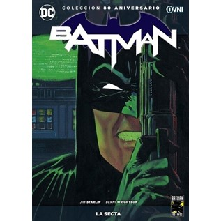 COLECCION BATMAN 80 ANIVERSARIO 06: LA SECTA