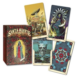 SANTA MUERTE TAROT BOOK OF THE DEAD