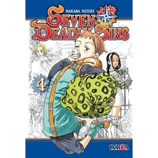 SEVEN DEADLY SINS 04