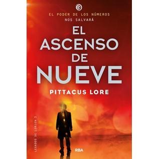 LEGADOS DE LORIEN 03 EL ASCENSO DE NUEVE