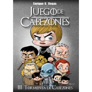 JUEGO DE CABEZONES 03: TORMENTA DE CABEZONES