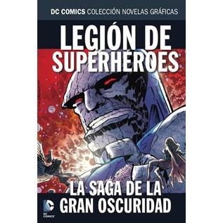 LEGION DE SUPERHEROES: LA SAGA DE LA GRAN OSCURIDAD