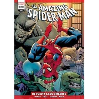AMAZING SPIDER-MAN Vol. 01: DE VUELTA A LOS ORIGENES