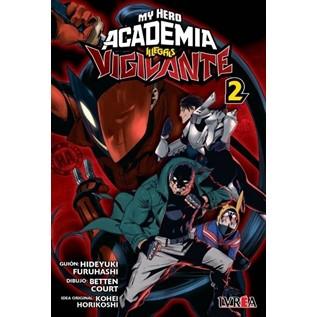 VIGILANTE: MY HERO ACADEMIA ILLEGALS 02