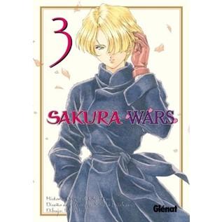 SAKURA WARS 03 (COMIC)