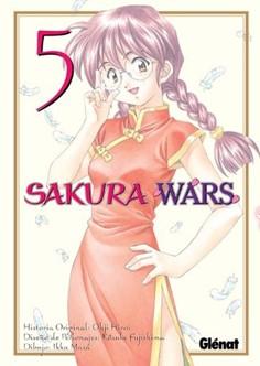 SAKURA WARS 05 (COMIC)