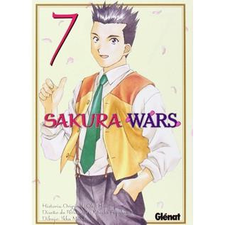 SAKURA WARS 07 (COMIC)